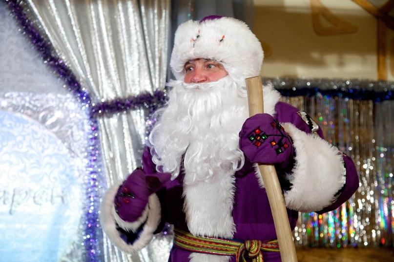 Удмуртский Дед Мороз